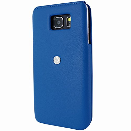 Piel Frama Wallet Case for Samsung Galaxy Note 5 - Blue