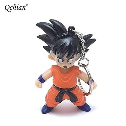 YPT - Llavero, diseño de dragón de anime, bola Z, hijo, Goku ...