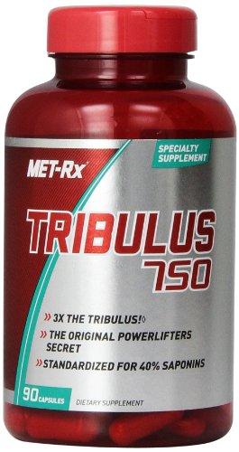 MET-RX Tribulus 750 пищевая добавка капсулы, 90 граф
