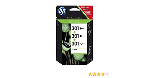 HP E5Y87EE Cartucho de Tinta - Cartucho de Tinta para impresoras (Negro, Cian, Magenta, Amarillo, 165 páginas, Deskjet 1000, Deskjet 1010, Deskjet ...