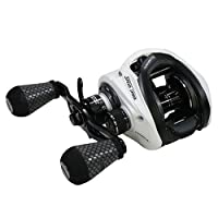 Lew's Fishing Lews Fishing, Custom Speed Spool Msb Casting Reel, 10 Bearings, 14 lb Max Drag, Right Hand