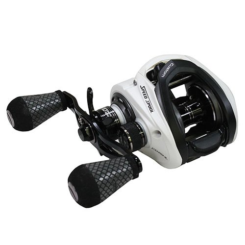 Lew s Fishing Lews Fishing, Custom Speed Spool Msb Casting Reel, 10 Bearings, 14 lb Max Drag, Right Hand
