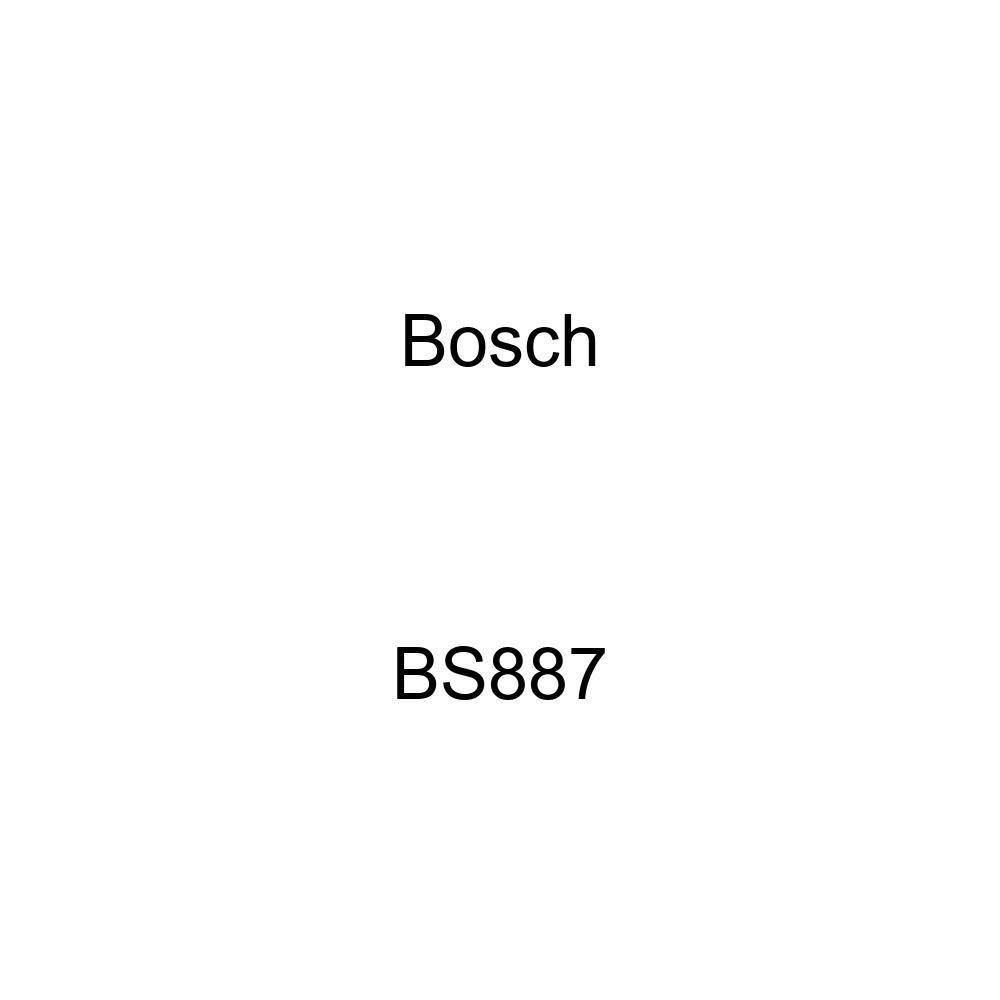 Bosch BS887 Blue Drum Parking Brake Shoe Set