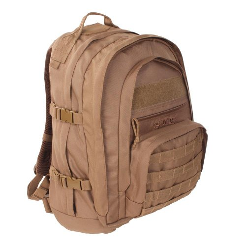 UPC 753042504110, Sandpiper of California Three Day Elite Backpack (Brown, 20x14.5x8.5-Inch)