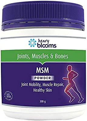 Amazon.com: Blooms MSM Powder 10.58 oz: Health & Personal Care