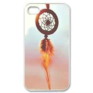 MEIMEISunrise Dream Catcher Customized Cover Case for Iphone 4,4S,custom phone case ygtg535363MEIMEI