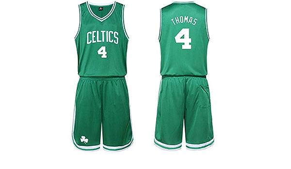 ATI-HSKJ Camisetas de Baloncesto de la NBA para Hombre Isaiah ...