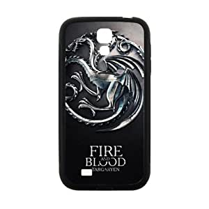 Fire Blood Cell Phone Case for Samsung Galaxy S4