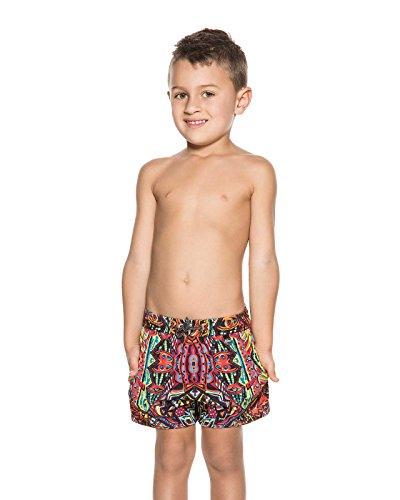 Agua Bendita Swimwear Bendito SIMBOLO Boys Swimshort 6 by Agua Bendita
