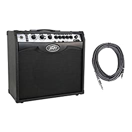 Peavey Vypyr VIP 2 Combo Modeling Guitar Amp 40 Watt Amplifier + 10′ Cable