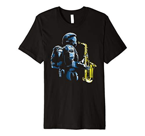 - Halo ODST Jazz Premium T-Shirt