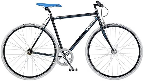 Whistle Mojave 1485 - Bicicleta fixie para hombre, color negro ...