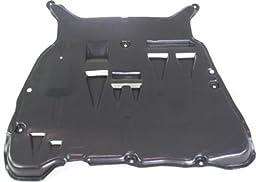 Crash Parts Plus Front Engine Splash Shield Guard for Volvo S60, V70 VO1228107