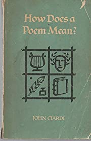 How Does A Poem Mean Part 3 of an…