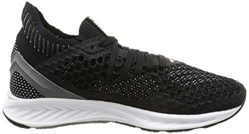 white quiet Noir Black Chaussures Homme Multisport Shade Ignite Puma Outdoor Netfit RqPRwv