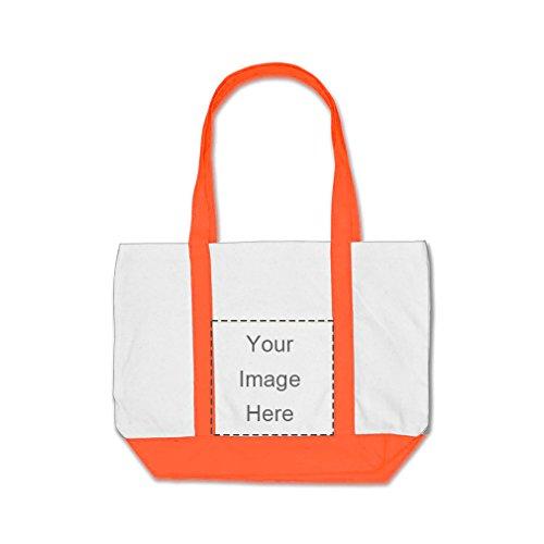 Custom Screen Print Tote Bag - 4