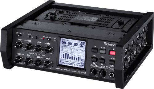 Roland 88 Channel Recorder Mixer