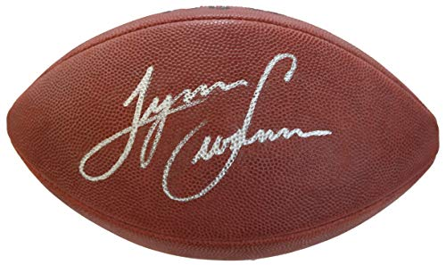 Lynn Swann Pittsburgh Steelers Signed Autographed Wilson NFL Football JSA COA