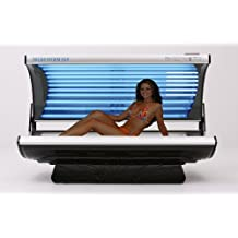 Solar Storm 24S 110V Tanning Bed with Face Lamps