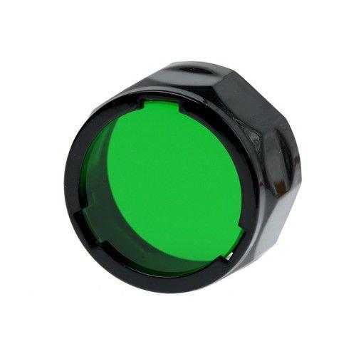Fenix AOF-S+ Green Lens Filter Cap Diffuser for Fenix PD35 UC40UE and 24-25.4mm Head Diameter - Lens Filter Green