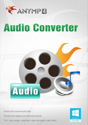 AnyMP4 Audio Converter Lifetime - Convert video/ audio to au