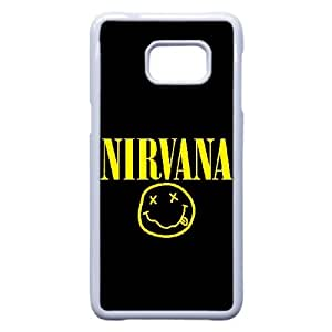 Nirvana Band For Samsung Galaxy S6 Edge Plus Custom Cell Phone Case Cover 96II659829