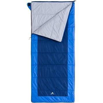 Ozark Trail climatech 40 F L saco de dormir: Amazon.es: Deportes y aire libre