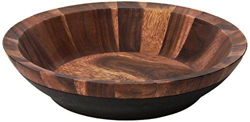 Noritake Kona Wood 12-3/4-Inch Bowl