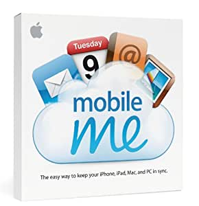 Mobileme Individual Box [DISCONTINUED PRODUCT/SERVICE] [Old Version]
