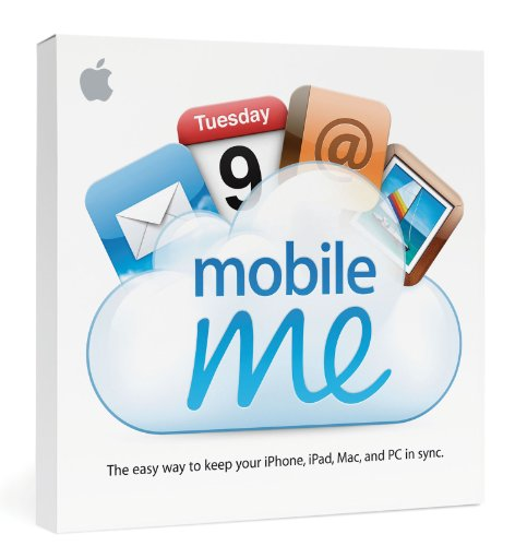 Mobileme Individual Box [DISCONTINUED PRODUCT/SERVICE] [Old Version] -