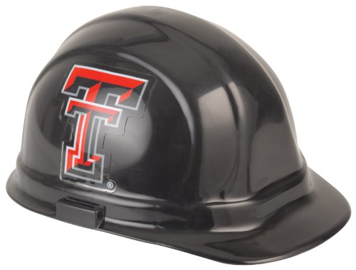 NCAA Texas Tech Red Raiders Hard Hat, One Size