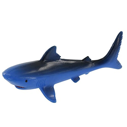 SCS Direct Sharks and Deep Sea Creatures Action Figure Bucket - Huge 41 Piece Set - http://coolthings.us