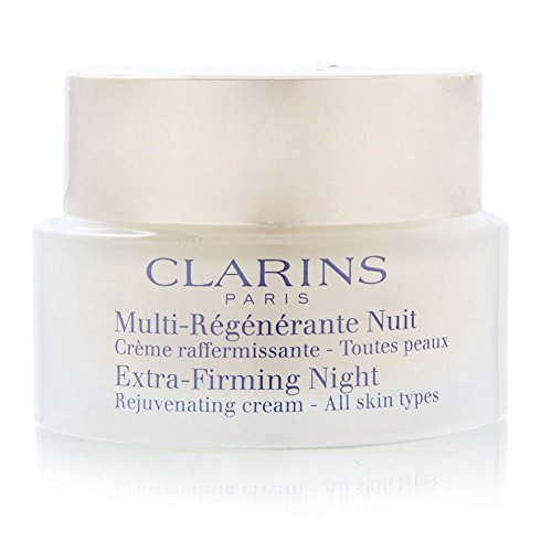 Clarins Extra Firming Night Cream All Skin Types 1.7oz 50ml