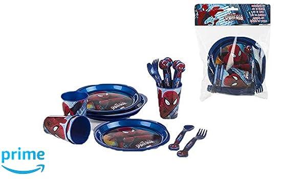 ColorBaby 48037, Pack Fiesta y cumpleaños Spiderman ...