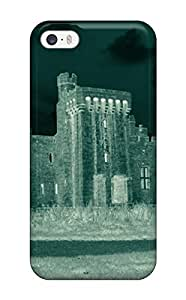 Top Quality Case Cover For Iphone 5/5s Case With Nice Bodiam Castle Appearance