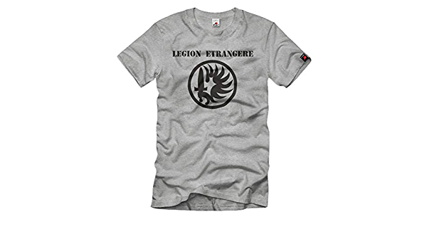 Legion Etrangere Paratroopers Foreign Legion France Camiseta ...