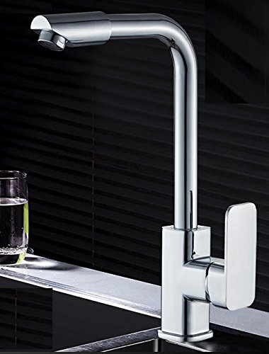 AWXJX Mixer Water Tap kitchen stainless steel Hot and cold