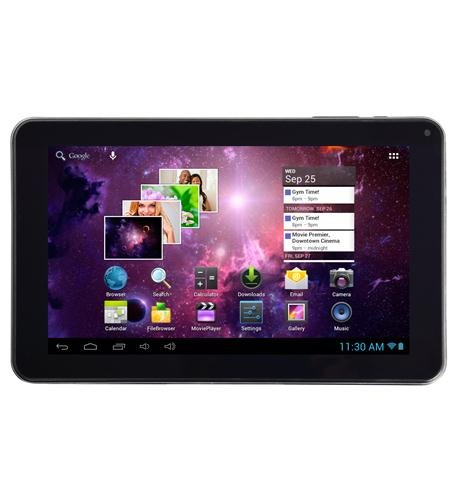 "9"" ANDROID TABLET IN BLACK"