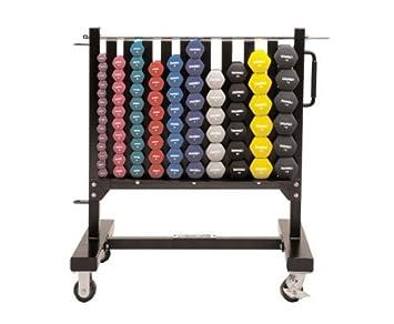 Ivanko - Juego de mancuernas de aerobic (accesorio de unidades de neopreno con multicolor de neopreno juego de mancuernas: Amazon.es: Deportes y aire libre