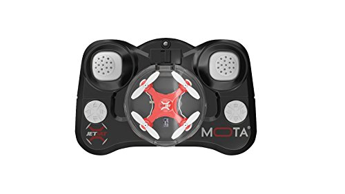 41fnzJaHCyL MOTA JETJAT Nano Drone Quadcopter Controller (Red)