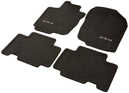 TOYOTA Genuine PT208-42051-11 Floor Mat, Dark Charcoal