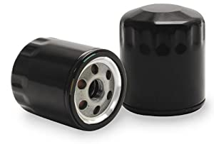 S&S Cycle Oil Filter - Black 31-4101 by S&S Cycle