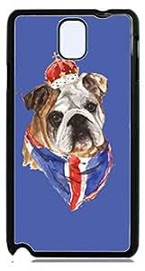 HeartCase Hard Case for Galaxy Note 3 III N9000 ( Bulldog Dog )