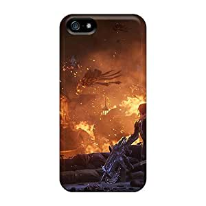 Fashion Design Hard Case Cover/ QbRBAON2123FMzbd Protector For Iphone 5/5s