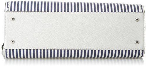 x L W femme Blue bandoulière 5x25x33 Blue cm Sacs Stripe 14 Hobo Bags Guess H Multicolore Multicolore 5 Stripe HOZxqcSCWw