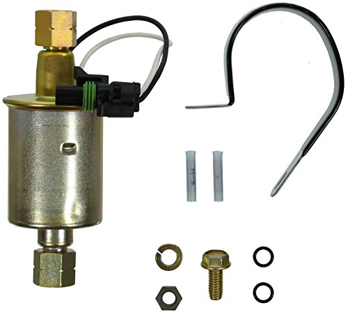 Carter P74222 In-Line Electric Fuel Pump