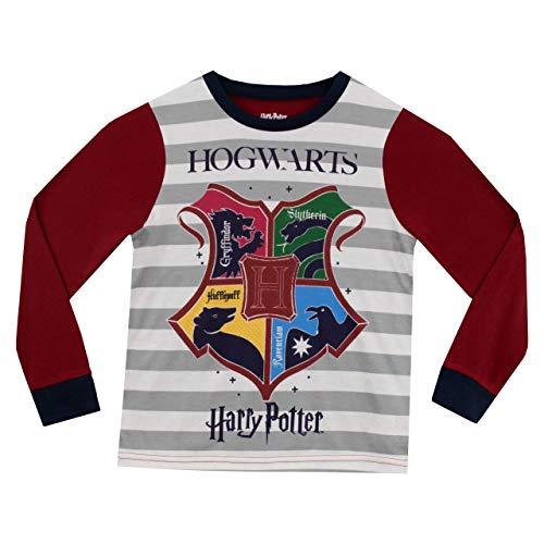 HARRY POTTER Pigiama per Ragazze 2 Pacchi Hogwarts