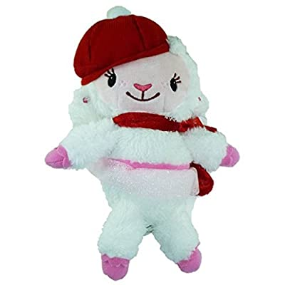 "Disney Doc McStuffins 9"" Plush Holiday ""Lambie"": Toys & Games"