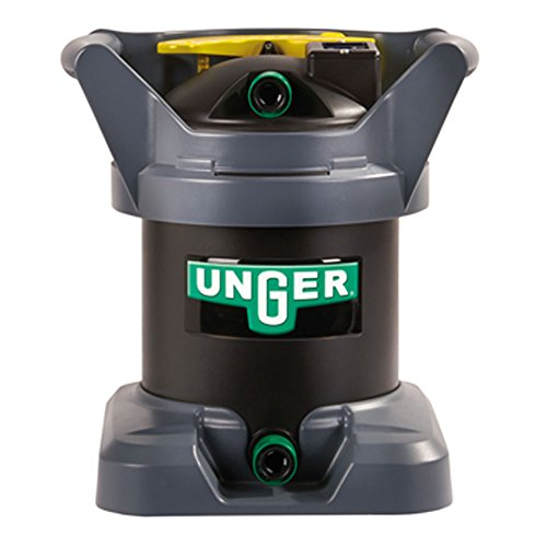 Unger nLite® HydroPower De-ionizing Filter System Spotless, Spot-free Rinse System