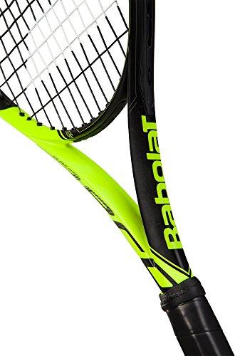 Amazon.com : Babolat Pure Aero Junior Tennis Racquet Bundled ...